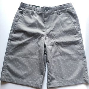 NWT Under Armour Youth Boys Shorts size 12